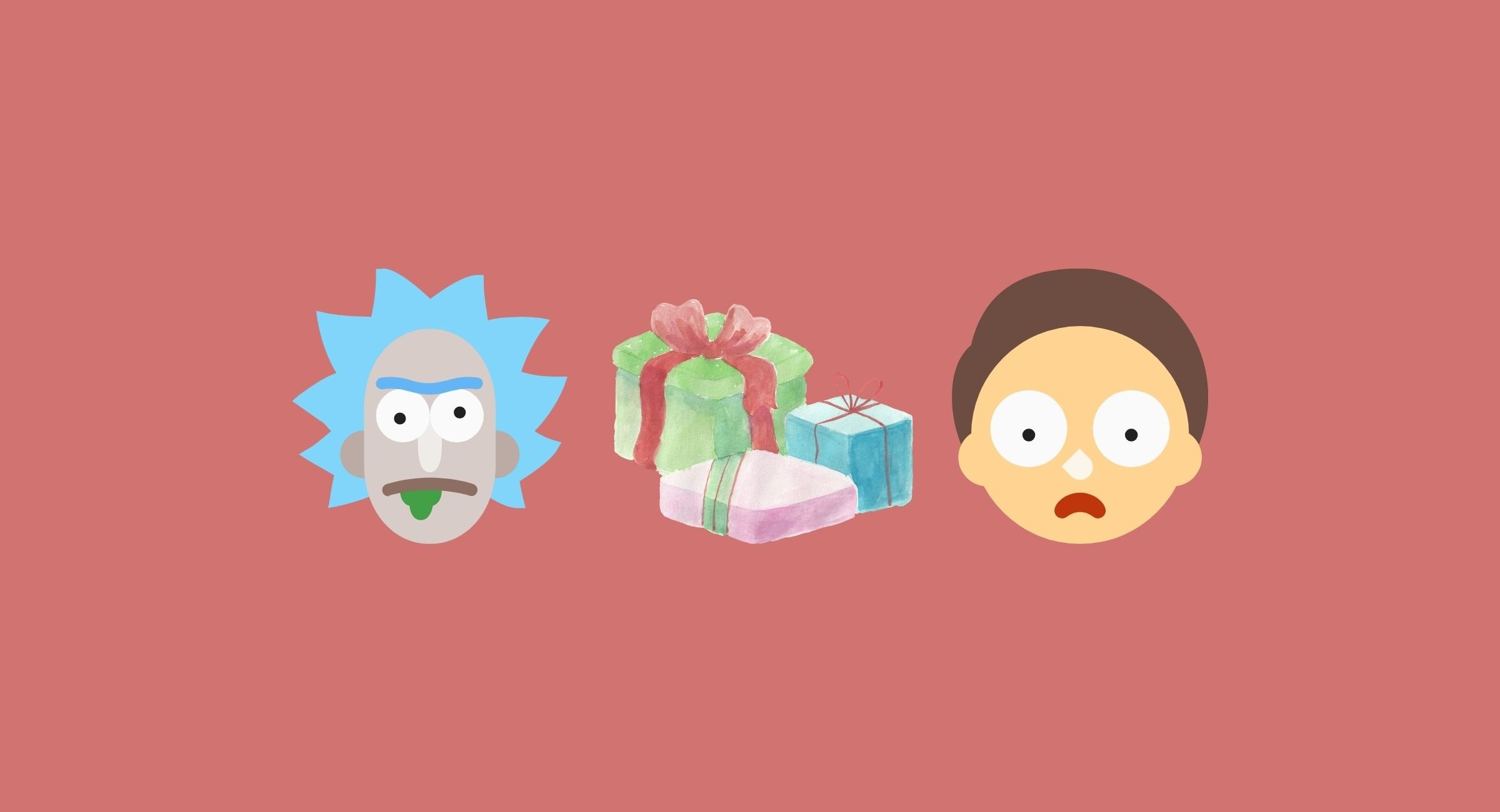 rick and morty gifts